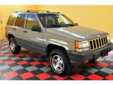 1996 Charcoal Gold Satin Jeep Grand Cherokee Laredo 4x4 #13894989