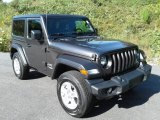 2021 Jeep Wrangler Granite Crystal Metallic