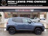 2020 Slate Blue Pearl Jeep Renegade Sport 4x4 #139914858