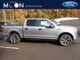 2020 Iconic Silver Ford F150 STX SuperCrew 4x4 #139936127
