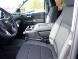 2021 Chevrolet Silverado 1500 LT Double Cab 4x4 Front Seat
