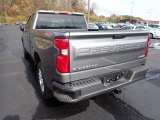 2021 Chevrolet Silverado 1500 RST Double Cab 4x4 Marks and Logos