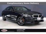 2020 Black Sapphire Metallic BMW 3 Series 330i Sedan #139936163