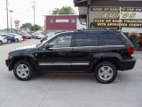 2006 Black Jeep Grand Cherokee Limited 4x4 #13891588