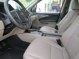 Honda Ridgeline Interiors