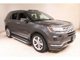 2019 Magnetic Ford Explorer Limited 4WD #139955317