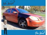 2007 Sunburst Orange Metallic Chevrolet Cobalt LT Sedan #139955244