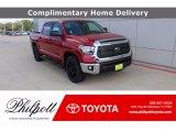 2021 Barcelona Red Metallic Toyota Tundra SR5 CrewMax #139955219