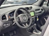 2020 Jeep Renegade Limited 4x4 Dashboard