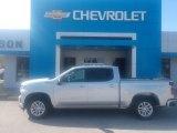 2020 Silver Ice Metallic Chevrolet Silverado 1500 RST Crew Cab 4x4 #139969919