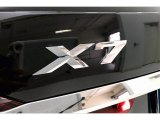 BMW X7 Badges and Logos