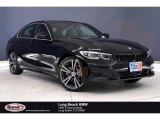 2021 Jet Black BMW 3 Series 330i Sedan #139985342