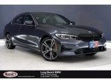 2021 Mineral Gray Metallic BMW 3 Series 330i Sedan #139985341
