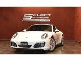 2018 White Porsche 911 Targa 4S #139989598