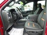 GMC Sierra 2500HD Interiors
