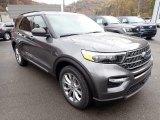 2021 Ford Explorer Carbonized Gray Metallic