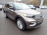 2021 Ford Explorer Stone Gray Metallic