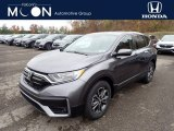 2020 Modern Steel Metallic Honda CR-V EX AWD #139991500