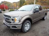 2020 Ford F150 XLT SuperCab 4x4 Front 3/4 View
