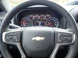 2021 Chevrolet Silverado 1500 LT Double Cab 4x4 Steering Wheel