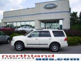 2007 White Chocolate Tri-Coat Lincoln Navigator Ultimate 4x4 #13878713