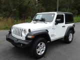 2021 Jeep Wrangler Bright White