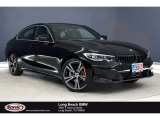 2021 Jet Black BMW 3 Series 330i Sedan #140016859