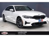 2021 Alpine White BMW 3 Series 330i Sedan #140028116