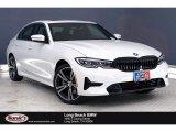 2021 Alpine White BMW 3 Series 330i Sedan #140028115