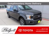 2019 Silver Spruce Ford F150 XLT SuperCrew #140028111