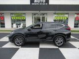 2020 Crystal Black Pearl Honda CR-V EX-L #140039605