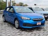 2021 Subaru Impreza 5-Door Data, Info and Specs