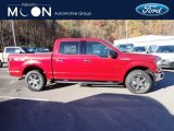 2020 Rapid Red Ford F150 XLT SuperCrew 4x4 #140074462