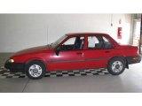 1991 Chevrolet Cavalier Sedan Data, Info and Specs