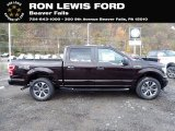 2020 Magma Red Ford F150 STX SuperCrew 4x4 #140074327