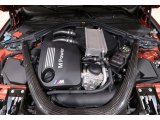 2018 BMW M3 Engines