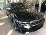 2021 Black Sapphire Metallic BMW 3 Series M340i xDrive Sedan #140088146