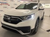 2020 Platinum White Pearl Honda CR-V EX-L AWD #140095145