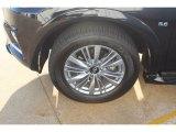 Infiniti QX80 2020 Wheels and Tires