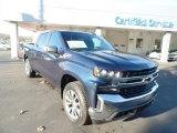 2020 Northsky Blue Metallic Chevrolet Silverado 1500 LT Crew Cab 4x4 #140095140