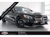 2017 Mercedes-Benz S 550 4Matic Coupe