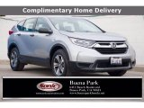 2018 Crystal Black Pearl Honda CR-V LX #140122637