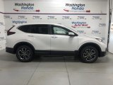 2021 Platinum White Pearl Honda CR-V EX #140122561