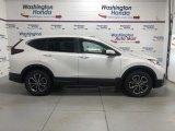 2021 Platinum White Pearl Honda CR-V EX #140122553