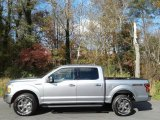 2020 Iconic Silver Ford F150 XLT SuperCrew 4x4 #140149473