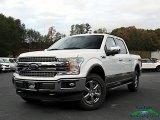 2020 Oxford White Ford F150 Lariat SuperCrew 4x4 #140149460