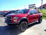 2018 Ruby Red Ford F150 SVT Raptor SuperCrew 4x4 #140162037