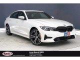 2021 Alpine White BMW 3 Series 330e Sedan #140162048