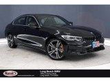 2021 Jet Black BMW 3 Series 330i Sedan #140162044