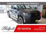 2021 Magnetic Gray Metallic Toyota Tundra Limited CrewMax 4x4 #140162042